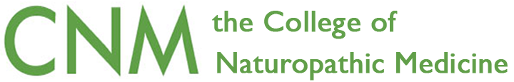 CNM logo - the college of naturopathic medicine - http://www.naturopathy-uk.com/home/main/