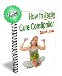 How to Really Cure Constipation